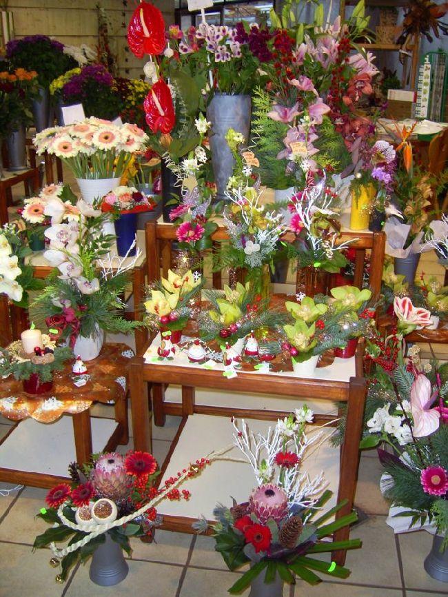 Schnittblumen und Fertigsträuße